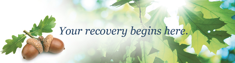 your recovery begins here - willingway - acorns - addiction treatment experts
