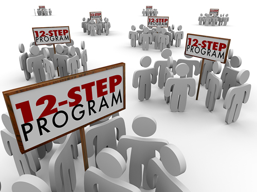 12 step meeting after addiction treatment - 12 step program - willingway