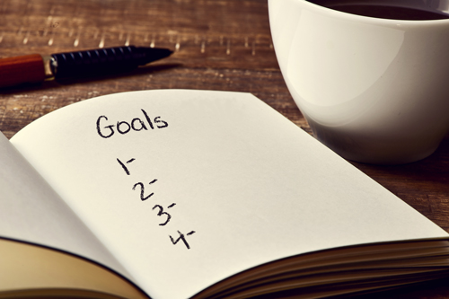 setting unrealistic goals in addiction recovery - goals list - willingway