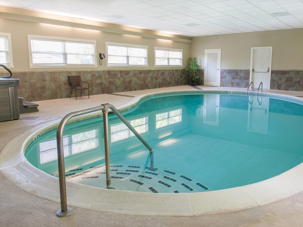 Indoor Pool at Willingway Addiction Treatment Experts - Georgia drug and alcohol rehab center