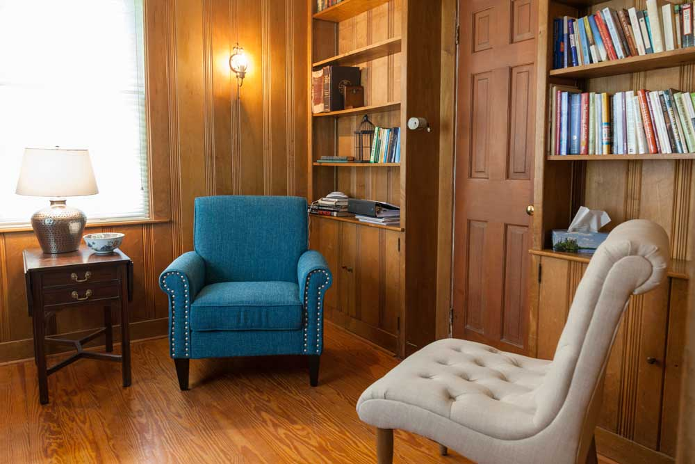 Lee Street - Willingway Women's Residence - Extended Treatment Services - Counseling room