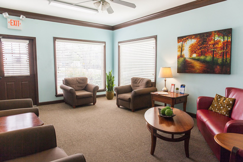 Willingway's New Adolescent Therapist - outpatient group room - willingway