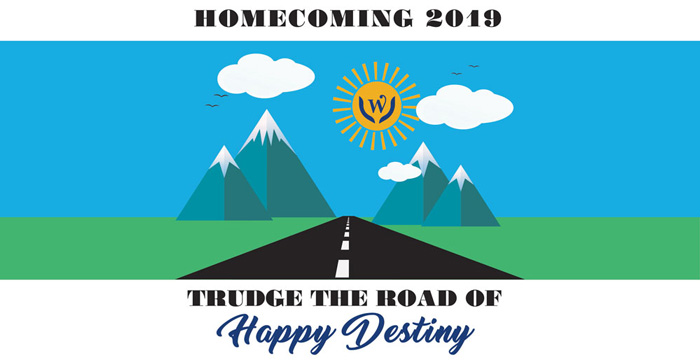 Trudge the Road of Happy Destiny