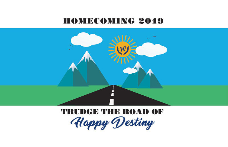 Willingway Homecoming 2019 - Trudge the road of happy destiny