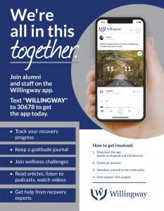 Willingway - CaredFor App